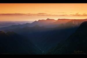 Monte Negro Canyon by Miguel-Santos