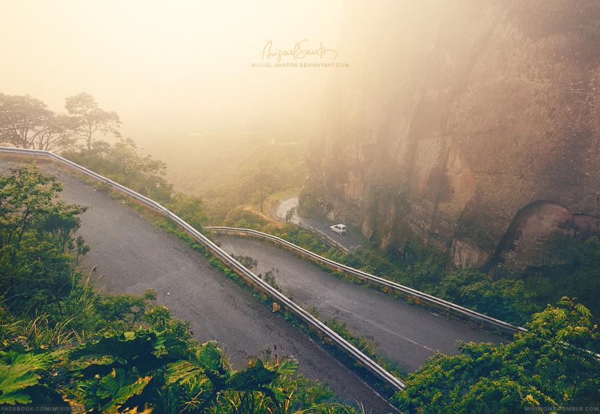 Corvus Road by Miguel-Santos