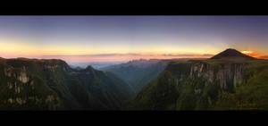Monte Negro Panorama