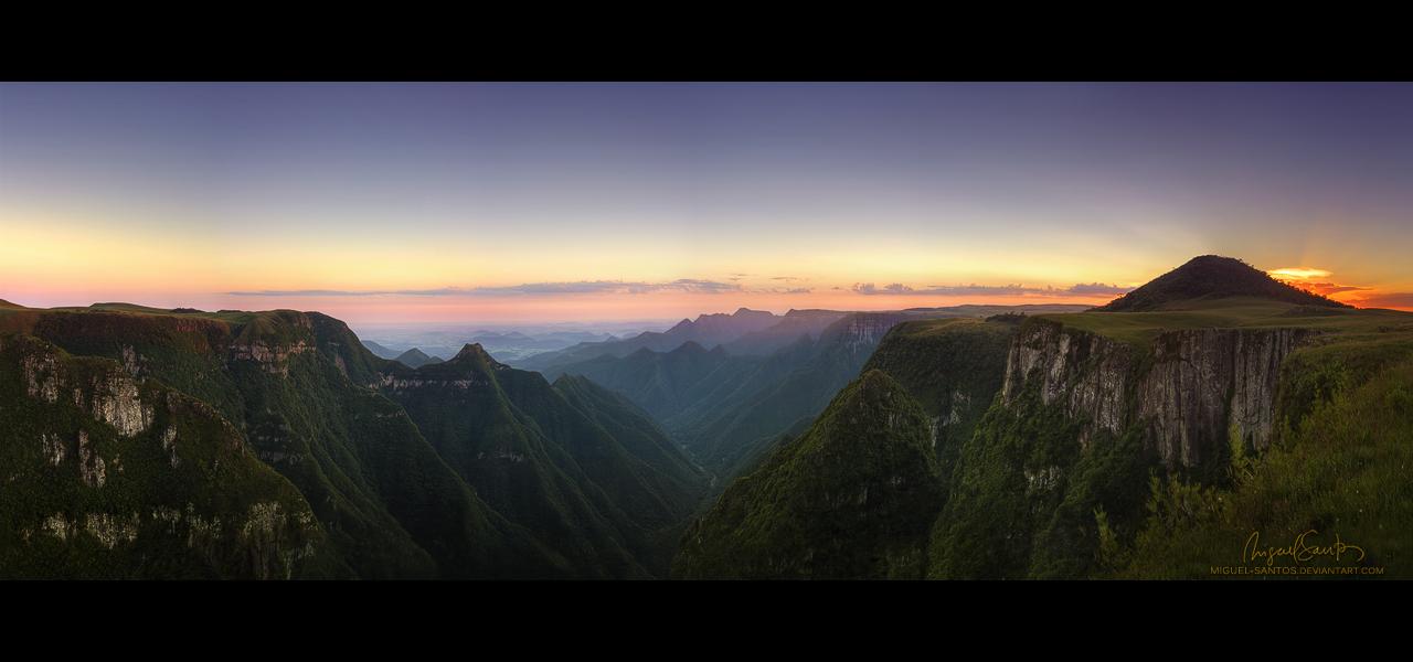 Monte Negro Panorama by Miguel-Santos