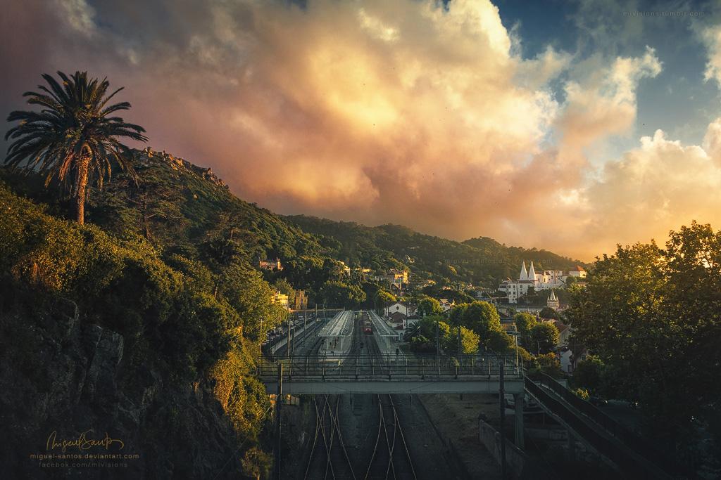 Sintra terminal by Miguel-Santos