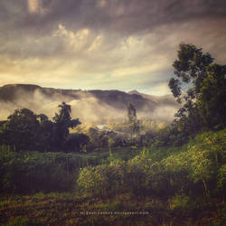 Sunrise Overflow by Miguel-Santos