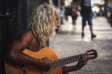Streets of Oblivion by Miguel-Santos