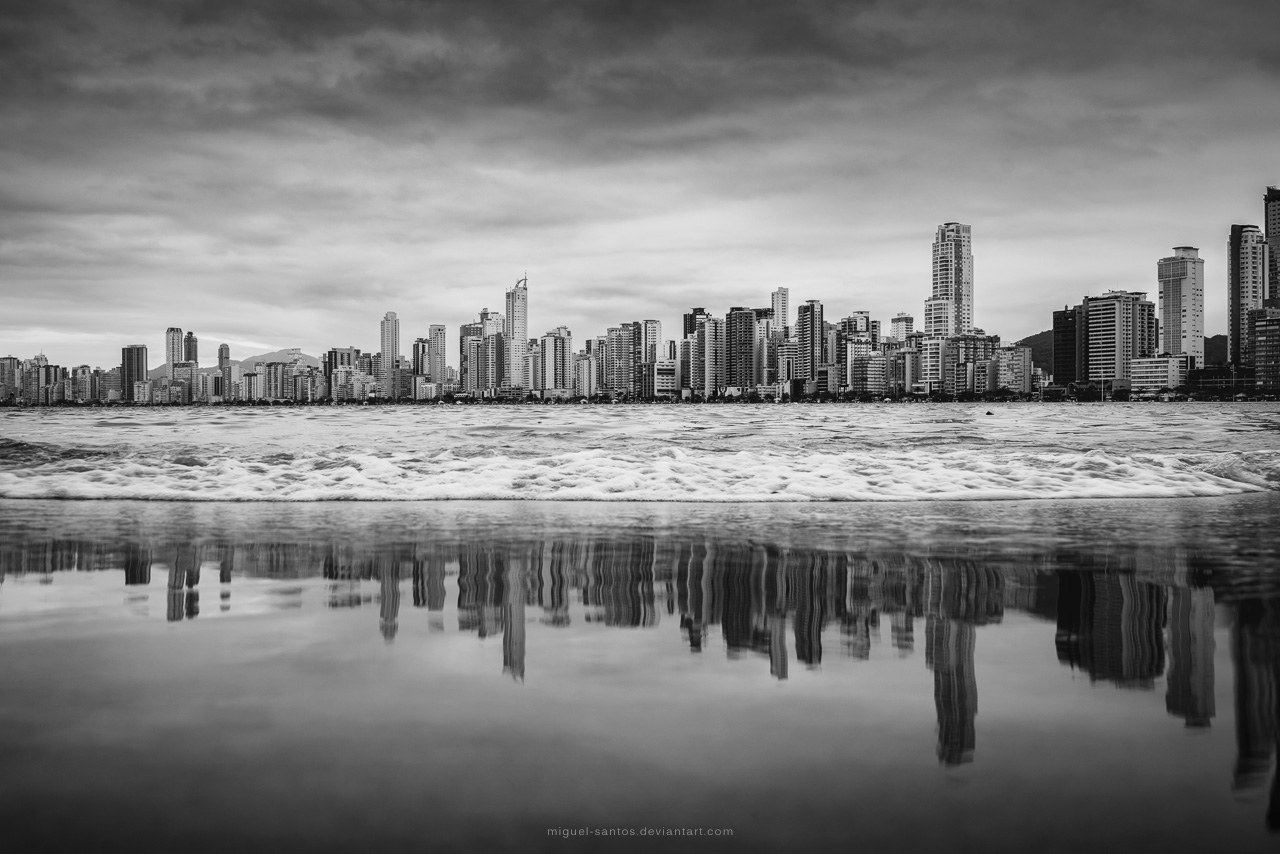 City Tides by Miguel-Santos