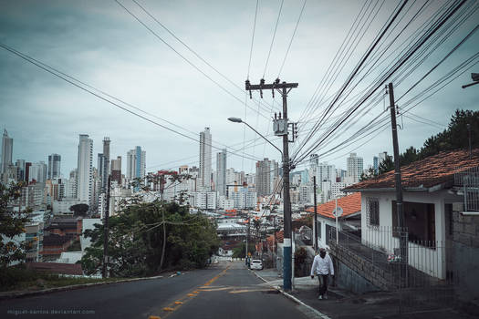 Wired to the City by Miguel-Santos