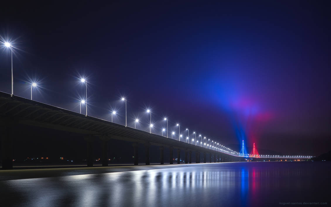 Lights for France by Miguel-Santos