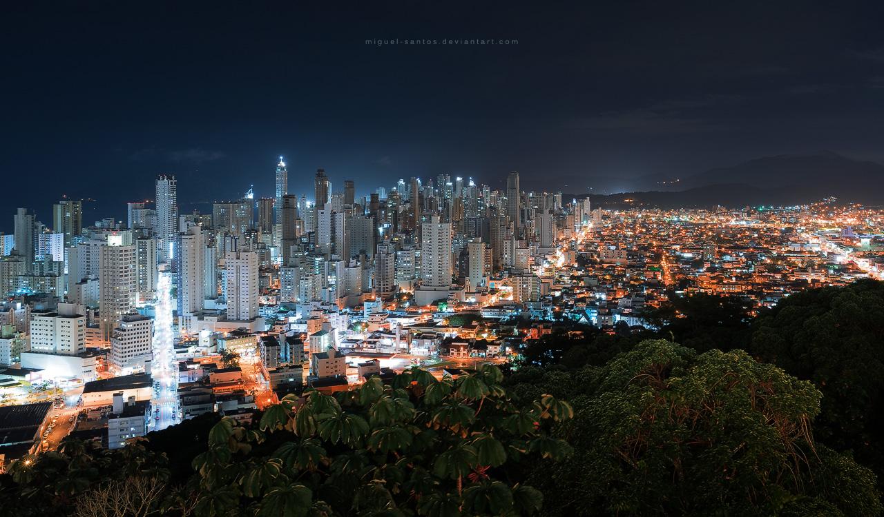 City Triangle by Miguel-Santos