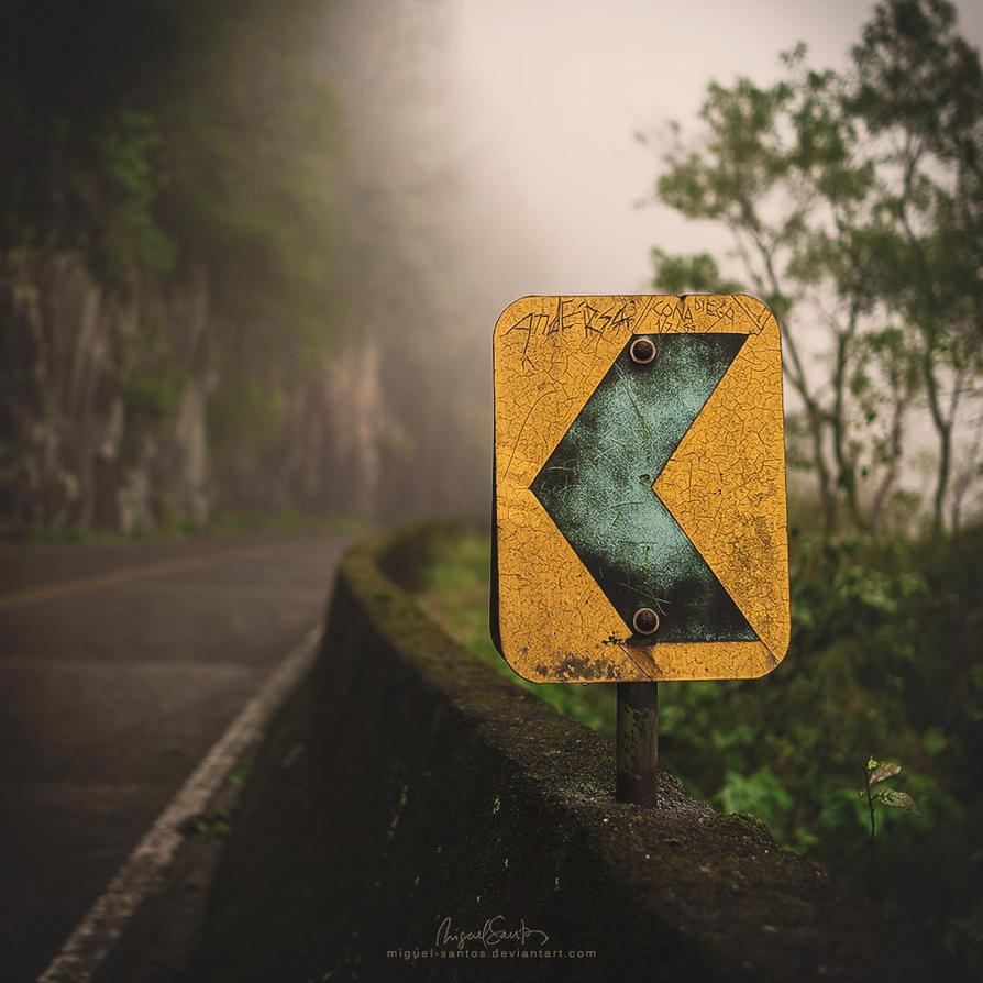 The Road Ahead by Miguel-Santos