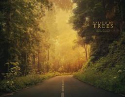 Raised by Trees - 2020 Calendar by Miguel-Santos