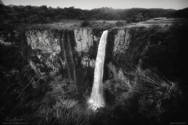Silvery Falls