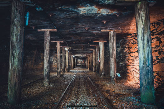 Into the Old Mine