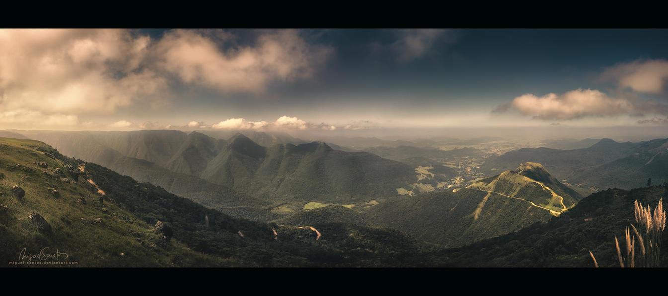 Rocinha Ridge by Miguel-Santos