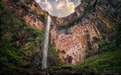 Skyfalls by Miguel-Santos