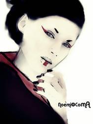 geisha :D by Noemi2222