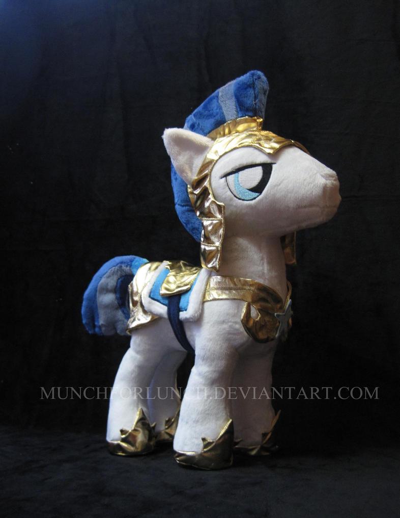 Royal Guard Pony by munchforlunch