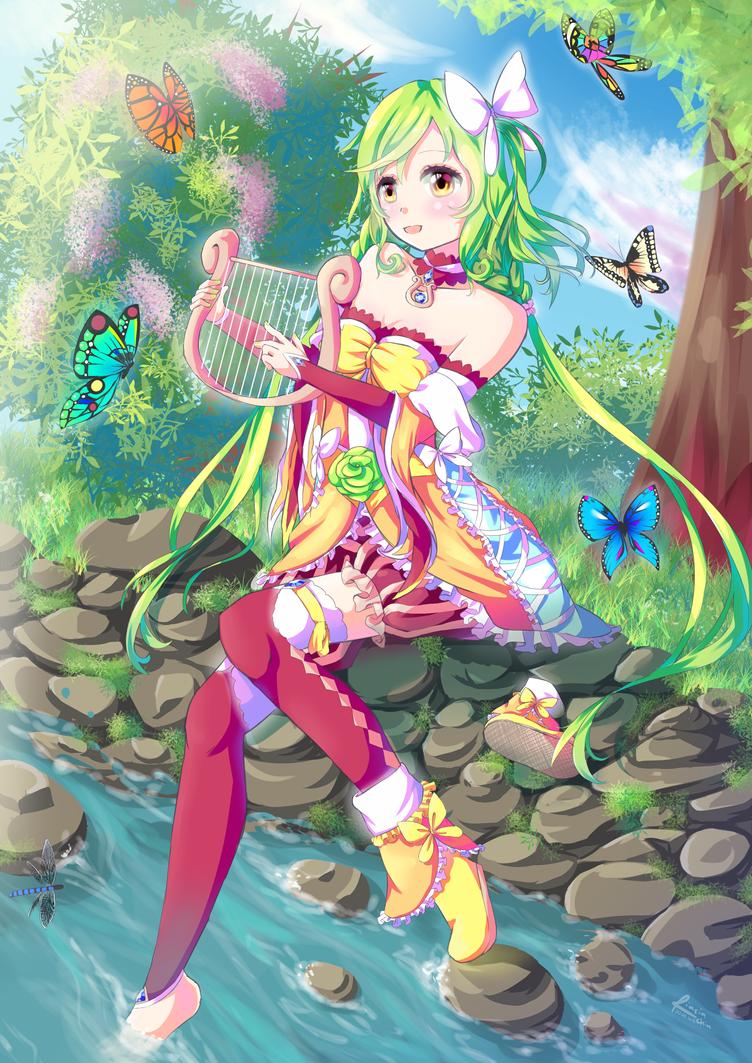Yuka by Rinrin-chin