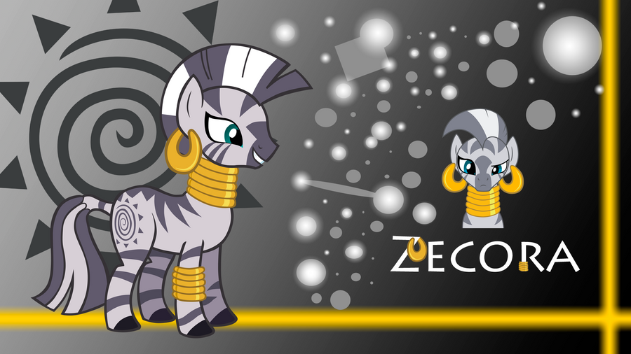 Zecora Wallpaper by D-SixZey