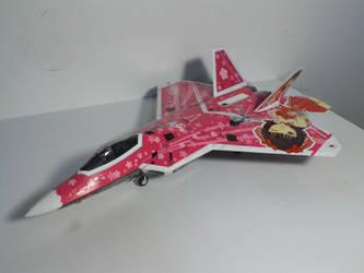Haruka's Raptor Complete! by Aeroslaughter