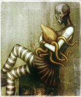 Squid Nurse by kerast