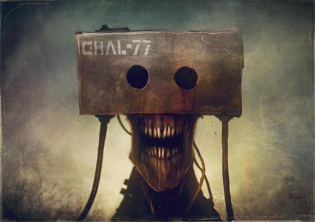GHAL 77 by kerast
