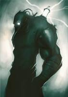 Quantic Soldier concept by kerast