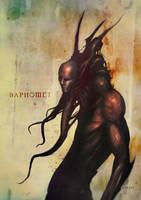 Baphomet by kerast