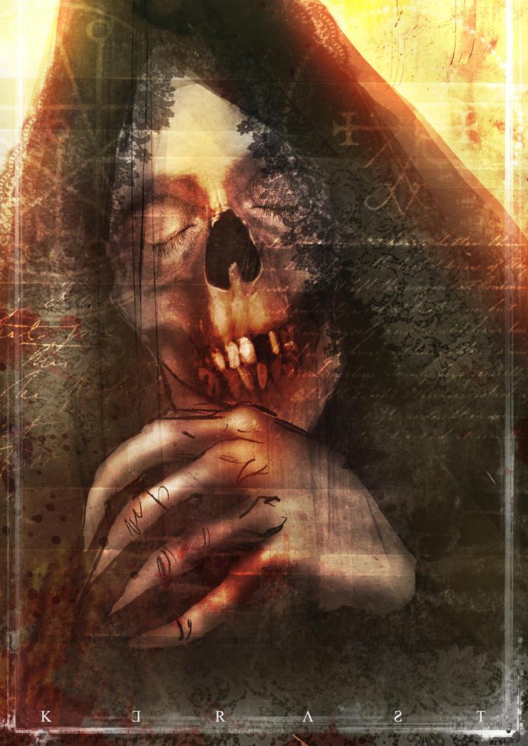 Santa Muerte by kerast