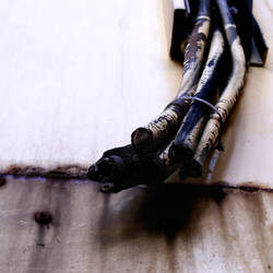 Cables III by merkero