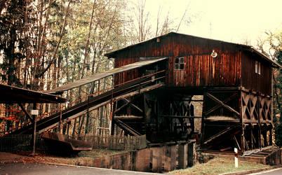 Abandoned Clay Mine by merkero