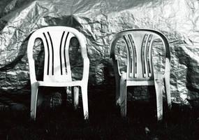 Warhol Chairs by merkero