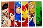 The Avengers : Alvin Lee