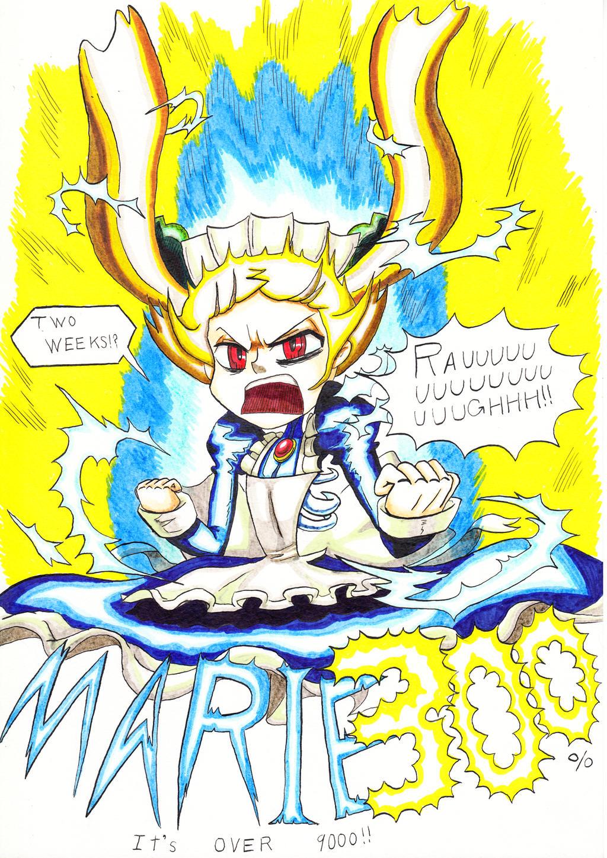Marie 300% by Kuroirozuki