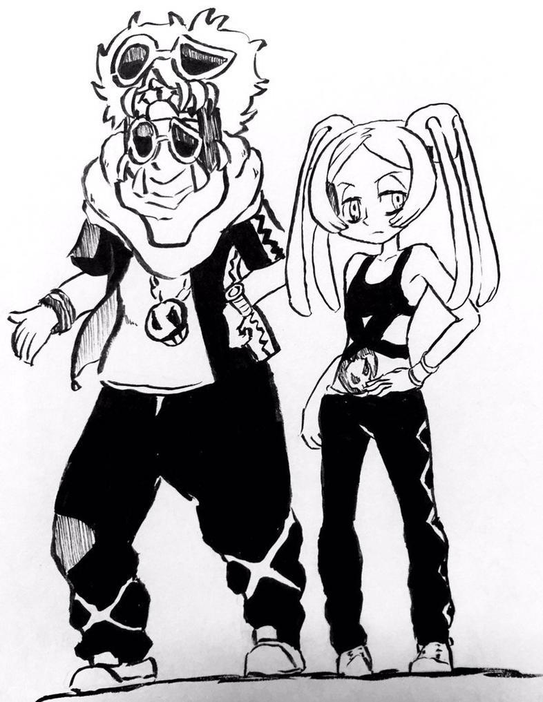 Team skullgirls by Kuroirozuki