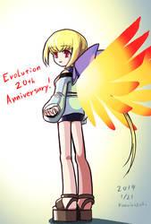 Evolution: The World of Sacred Device by Kuroirozuki