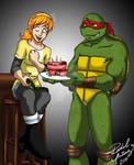 OTP Challenge: Day 27 - Birthday by SetoAngel01