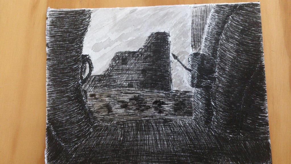 Forgotten city by Losesno