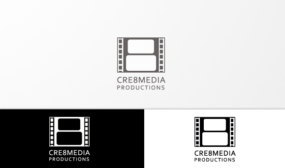 Cred8media Logo Design by didac03