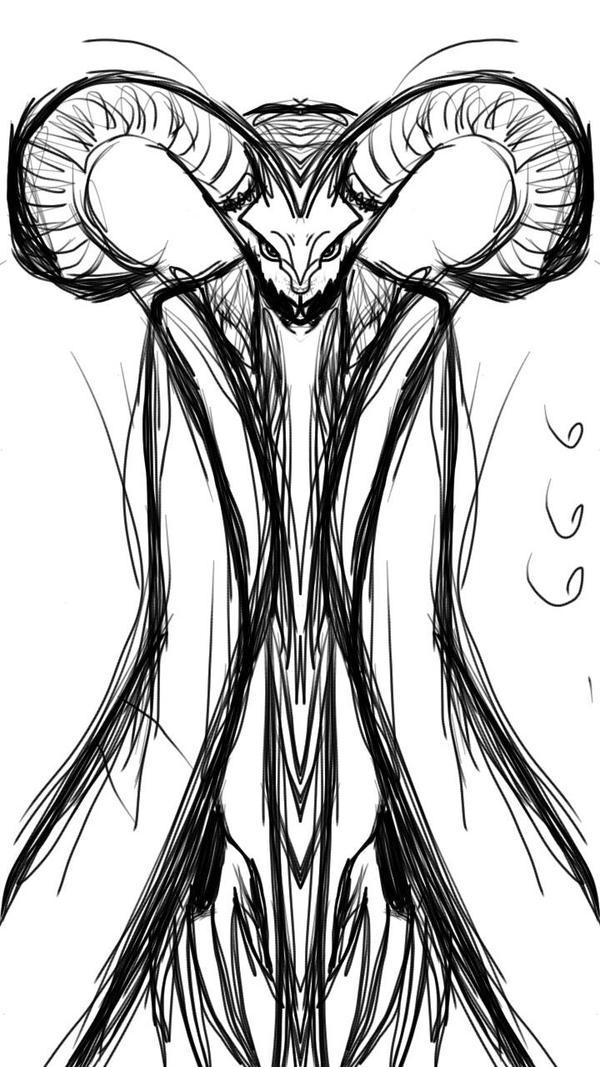 Demon by estefaniarf