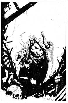 Hellboy 20 Anniversary