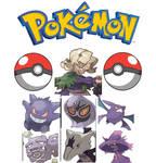 Agatha Pokemon team