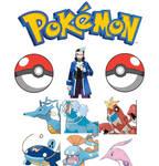 Juan Pokemon team