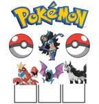 Shelly Pokemon team