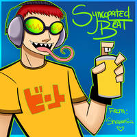 A Gift For Syncopated Beat by Shawasia