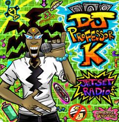 DJ Professor K Graffiti