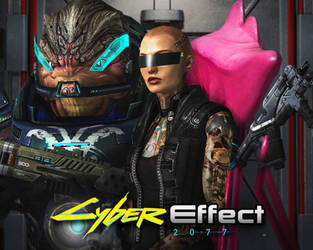 Cyber Effect 2077 by STan94
