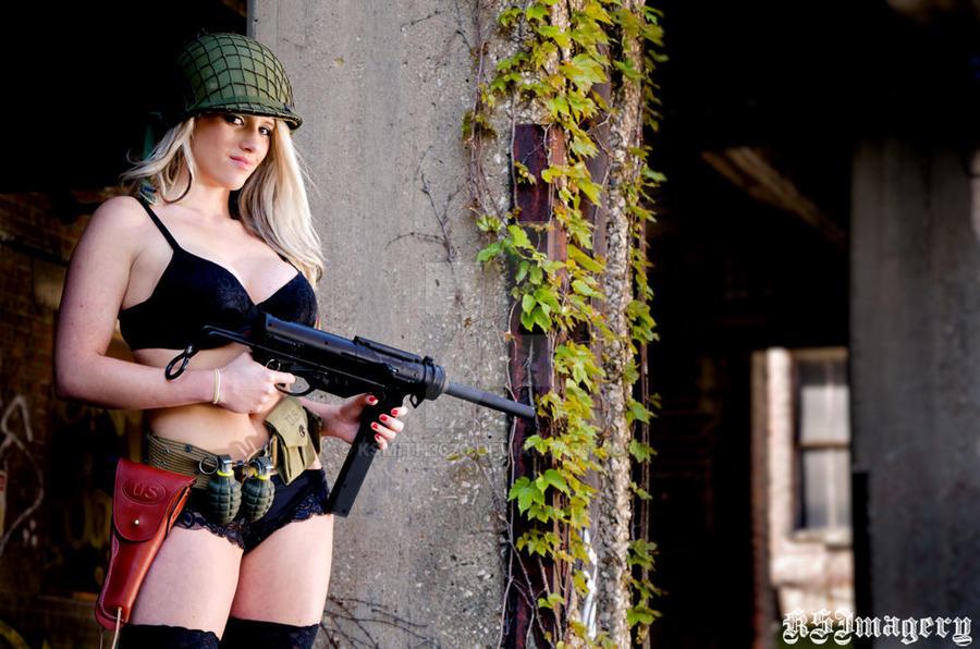Sexy WW2 Fun 1 by ksmith3620