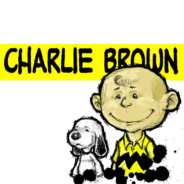 Charlie Brown and Snoopy by Egghead-RJThompson