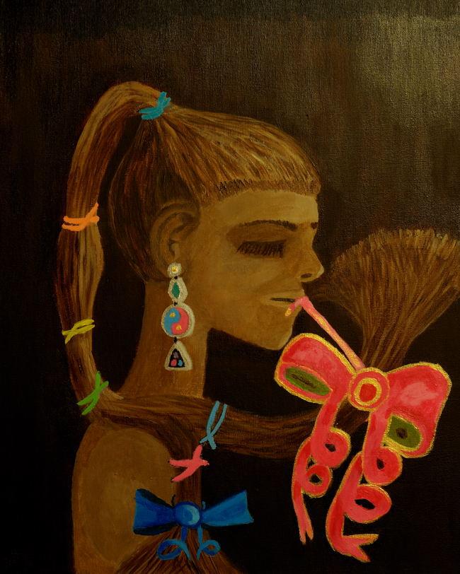 Girl from Umbria by LisaLovelyLPA