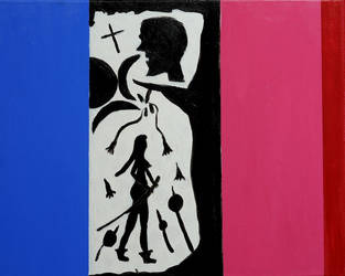 The French Tricolor by LisaLovelyLPA