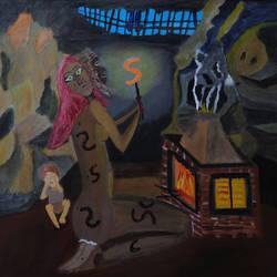 Deep Inside Inner Misogyny by LisaLovelyLPA
